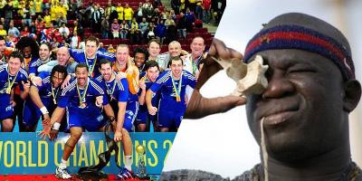 int rieur sport handball et lutte s n galaise