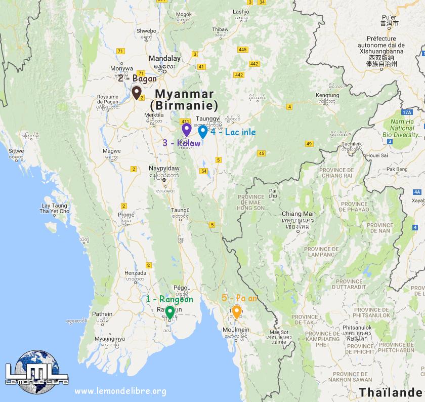 LML-Birmanie map 2017